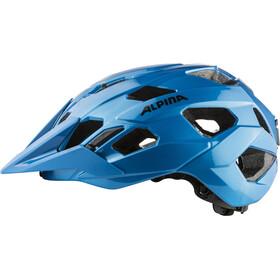 Alpina Anzana Helmet true blue gloss